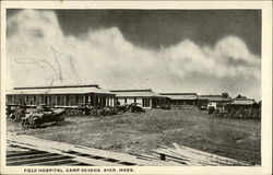 Field Hospital, Camp Devens