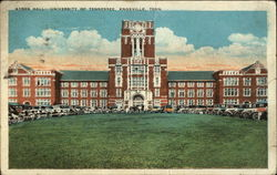 Ayres Hall, University of Tennessee