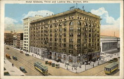 Hotel Gibbons, Third and Ludlow Sts