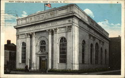 Port Chester Savings Bank