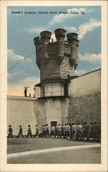 Guard's Lookout, Illinois State Prison