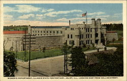 Women's Department, Illinois State Penitentiary