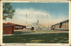 Paper Mill, Southern Kraft Corporation