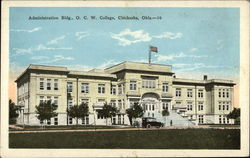Administration Bldg., O. C. W. College
