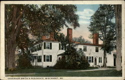 Governor Smith's Residence
