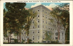 Augusta House: Most Homelike Hotel in Maine