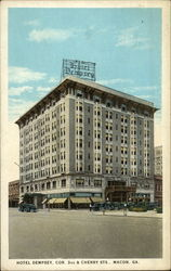 Hotel Dempsey, Cor 3rd & Cherry Sts., Macon, GA