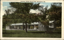 Pavillion, Phelps Grove Park