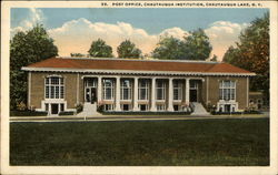 Post Office, Chautauqua Institution