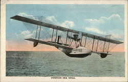 Curtiss Sea Gull