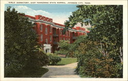 Girls' Dormitory, East Tennessee State Normal