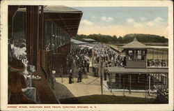 Judges' Stand, Saratoga Race Track