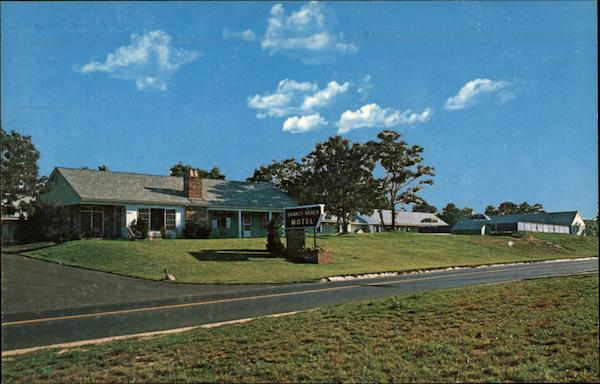 Skaket Beach Motel Cape Cod Massachusetts