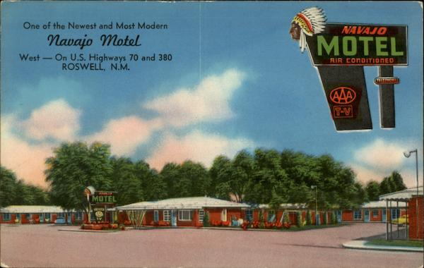 Roswell Nm Motel