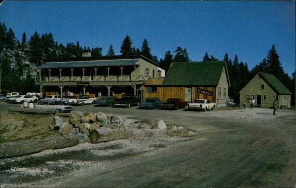 Tamarack Lodge Calaveras County California Jack W. Coburn