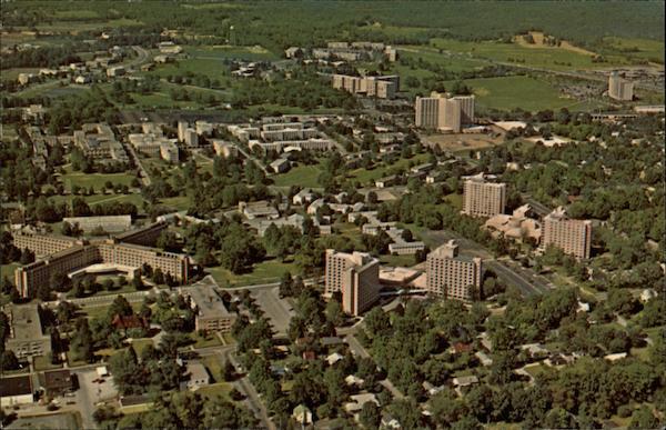 Eigenmann Hall, Indiana University Bloomington, IN