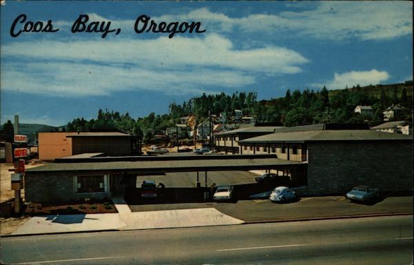 holiday motel coos bay or. Black Bedroom Furniture Sets. Home Design Ideas