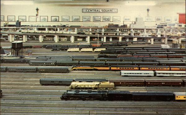 Railways of America 3656 Akron Ohio