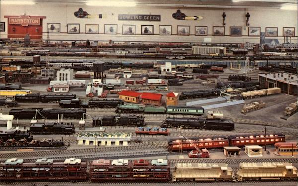 Railways of America Cuyahoga Falls Ohio