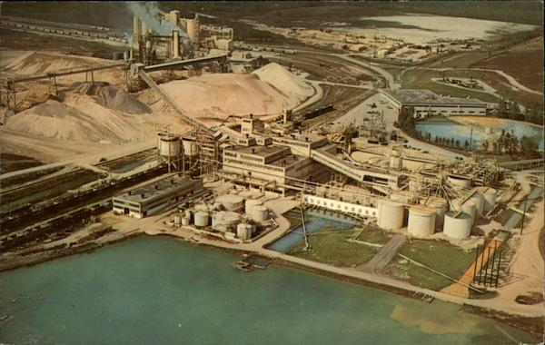 Phosphate Mining in Central Florida
