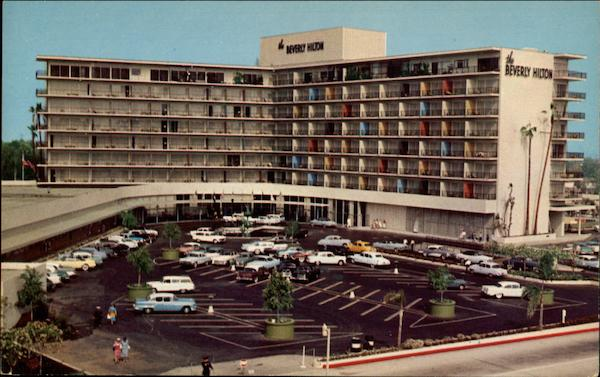 The Beverly Hilton Beverly Hills California
