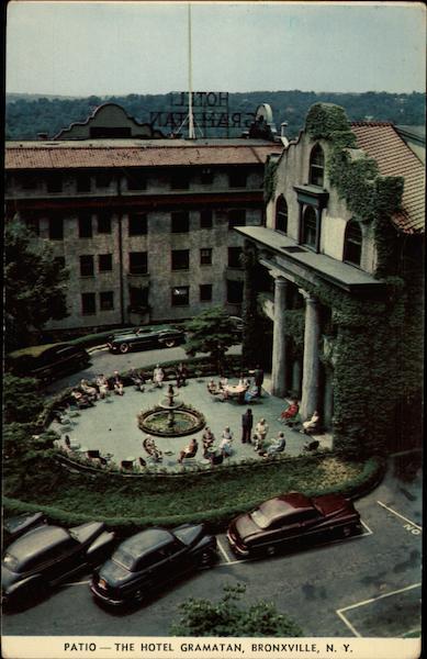 The Hotel Gramatan Bronxville New York