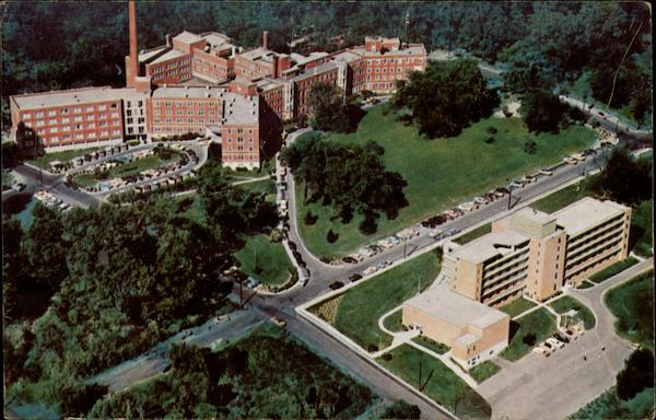 St. Mary's Memorial Hospital Knoxville Tennessee