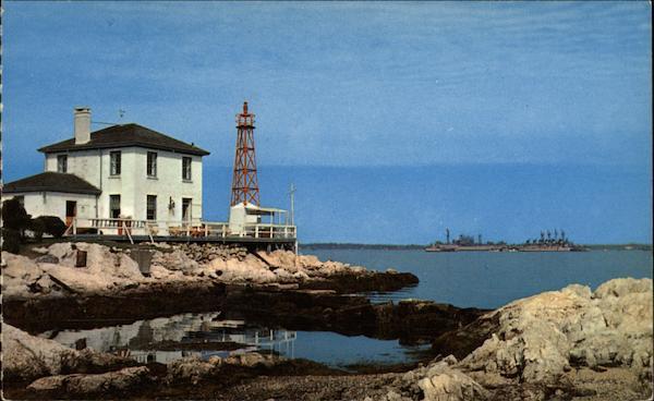 Ida Lewis Yacht Club Newport Rhode Island