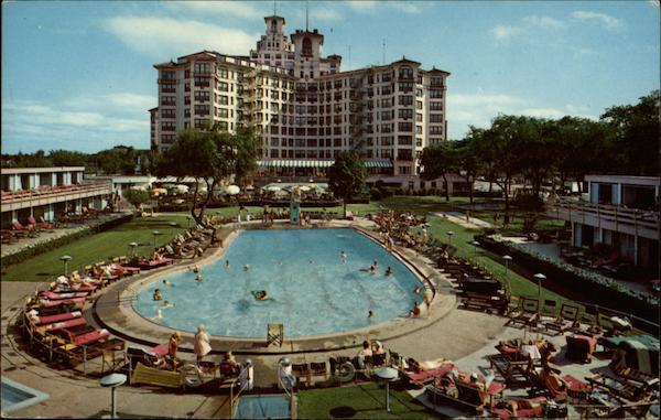 Edgewater Beach Hotel Chicago Il