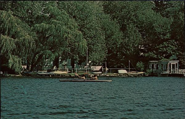 What Is My Paypal Email >> A Kayak On The Lake - Lake Mohegan Westchester County, NY