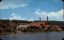 Jennison Plant of the New York State Gas and Electric Company