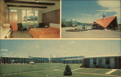 Howard Johnson Motor Lodge, Restaurant, and Cocktail Lounge