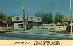 Greetings from The Rawlins Motel