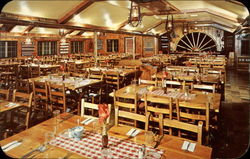 The Dining Room at Jack & Jill Ranch