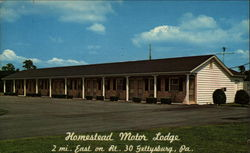 Homestead Motor Lodge