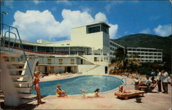 The Virgin Isle Hotel Postcard