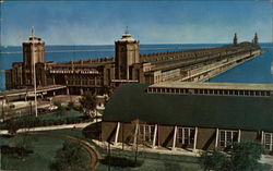 The Navy Pier Postcard