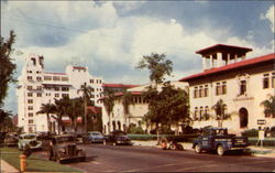 City Hall and New Florida Hotel