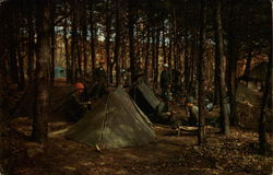 Typical Bivouac Scene