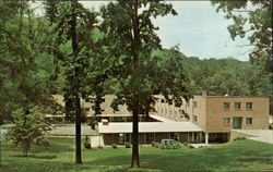 Forrest Hall, Men's Dormitory on the Campus of Toccoa Falls Institute