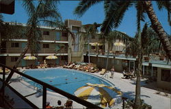 Bilmar Beach Motel Postcard