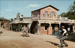 Shoot-Out in Streets of Pioneertown