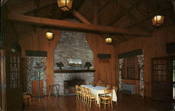 Lodge Section of Restaurant in Norris Dam State Park
