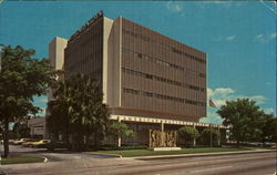 American National Bank and Trust Company Postcard