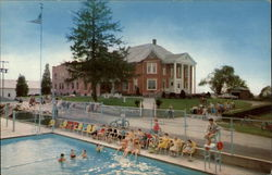Crawford County Children's Home Postcard