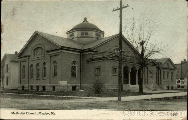 Methodist Church Mexico Missouri