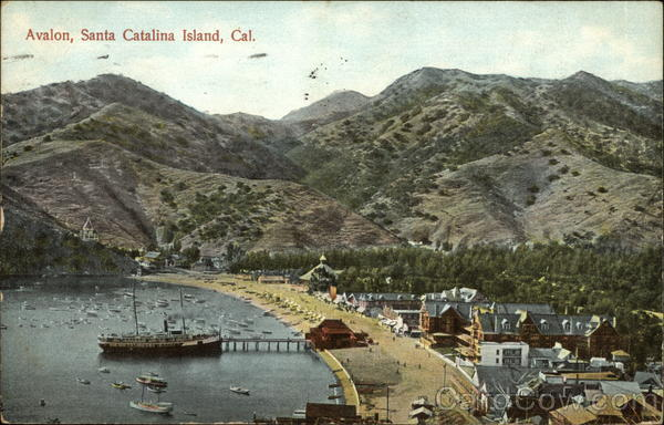 Avalon: Santa Catalina Island California