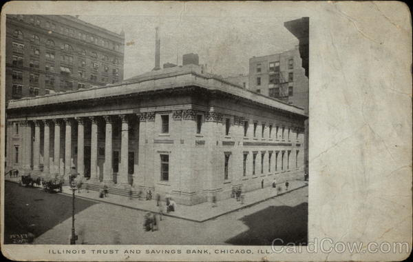 Illinois Trust and Savings Bank Chicago