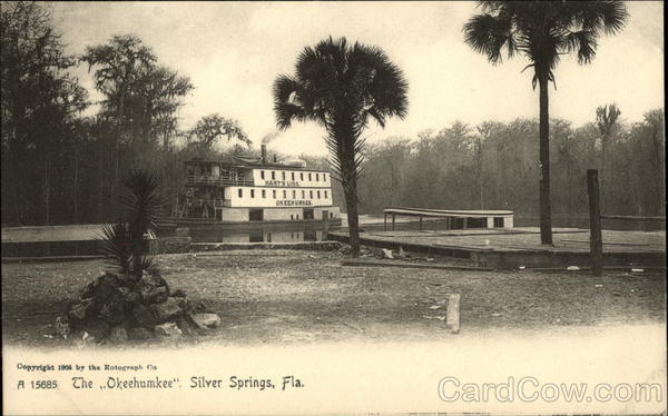 The Okeehumkee Silver Springs Florida