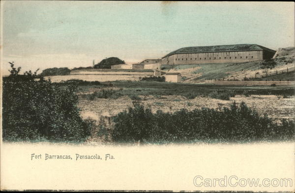 Fort Barrancas Pensacola Florida